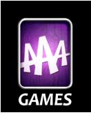 AAAGAMES logo